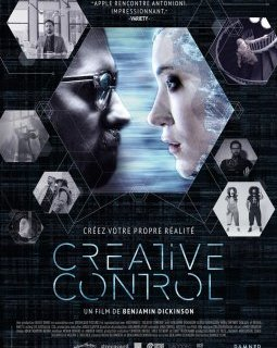 Creative control - le test DVD