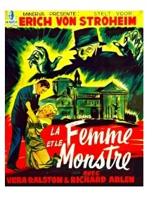 The lady and the monster - la critique