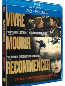 Edge of Tomorrow (Vivre Mourir Recommencer) - Tom Cruise ressuscite en blu-ray