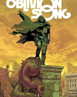Oblivion Song . T.1 - La chronique BD