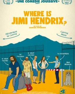 Where is Jimi Hendrix ? - la critique du film