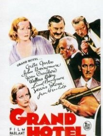Grand Hôtel - la critique