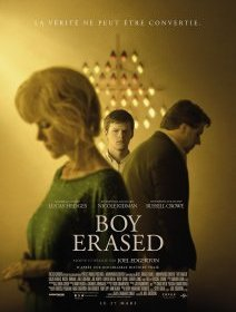 Boy erased : d'orientation sexuelle, tu changeras