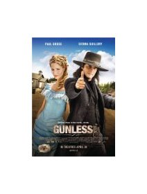 Gunless - direct to video