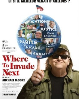 Where to invade next - la critique du film