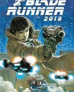 Blade Runner 2019 - Mike Johnson , Michael Green, Andres Guinaldo, Marko Lesko - chronique BD
