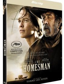 The Homesman - le blu-ray du western de Tommy Lee Jones