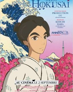 Miss Hokusai - la critique du film