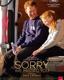 Sorry, we missed you - la critique du film