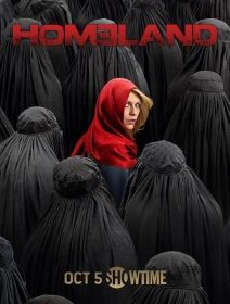 Homeland saison 4 - Disponible en Blu-ray