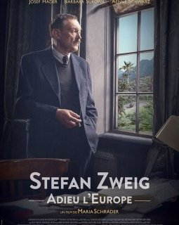 Stefan Zweig, adieu l'Europe - la critique du film