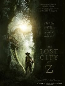 The Lost City of Z : bande-annonce du nouveau James Gray