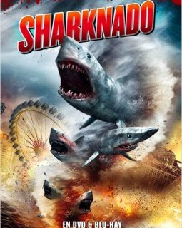 Sharknado - la critique du film + le test blu-ray