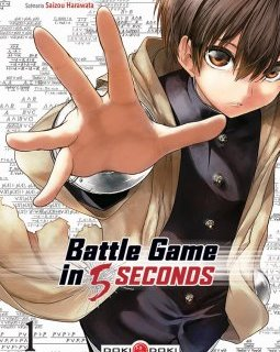Battle Game in 5 seconds . T1 et T2 . – La chronique BD
