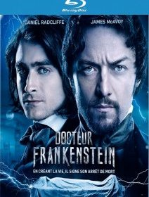 Docteur Frankenstein - le test blu-ray