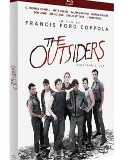 Outsiders - le test blu-ray