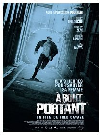 A bout portant - la critique