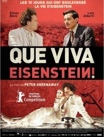 Que viva Eisenstein ! - la critique du film