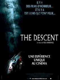 The descent - la critique