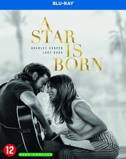 A Star is Born : un blu-ray pour les fans de Lady Gaga