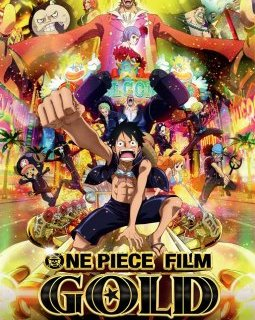 One Piece : Gold - la critique du film