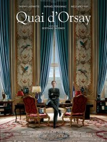 Quai d'Orsay - la critique du film