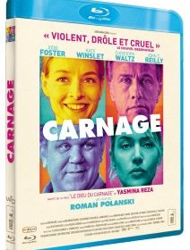 Carnage - le test blu-ray