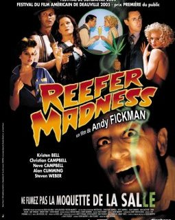 Reefer madness (the movie musical) - la critique du film