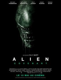Alien Covenant : l'affiche définitive