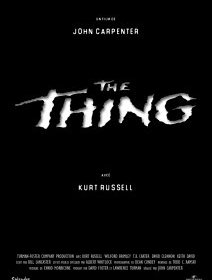 The thing - la critique du film