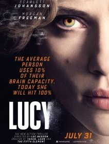 Lucy de Luc Besson : pas de critique internet