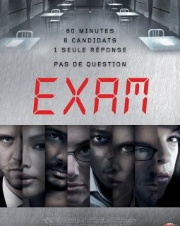 Exam - la critique