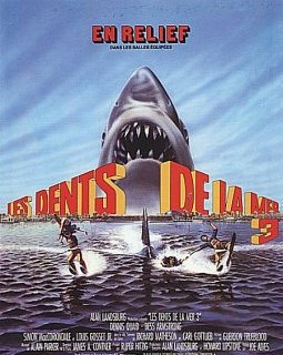 Les dents de la mer 3 - Joe Alves - critique