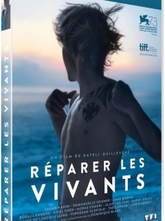 Réparer les vivants - le test DVD