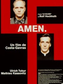 Amen - la critique du film
