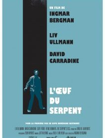 L'œuf du serpent - la critique + test DVD