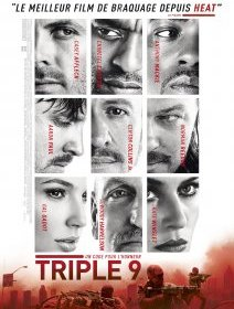 Triple 9 - la critique du film + Test Blu-ray