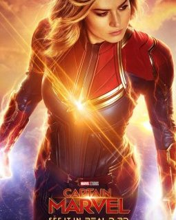 Box-office, du 20 au 26 mars 2019 : Captain Marvel indétrônable
