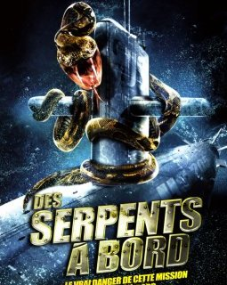 Des serpents à bord - la critique + test DVD