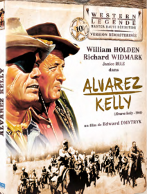 Alvarez Kelly - la critique + le test Blu-ray