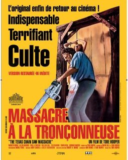 Massacre à la tronçonneuse - la critique