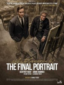 Alberto Giacometti, the final portrait - la critique du film
