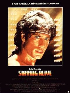 Staying alive - la critique du film