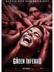 The green inferno - la nouvelle bande-annonce