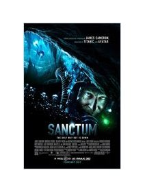 Sanctum - la nouvelle production de James Cameron