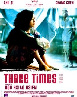 Three times - la critique