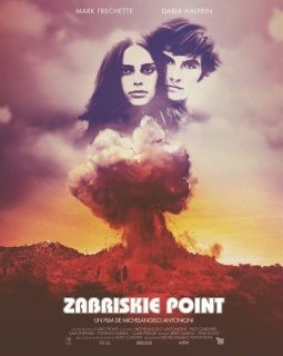 Zabriskie point - la critique
