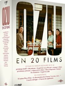 Ozu en 20 films - La critique du coffret DVD/Blu-Ray