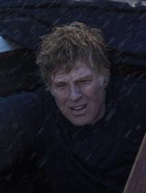 All is Lost : Robert Redford, le Gatsby original, à Cannes
