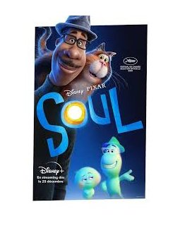 Soul - Pete Docter - critique du film